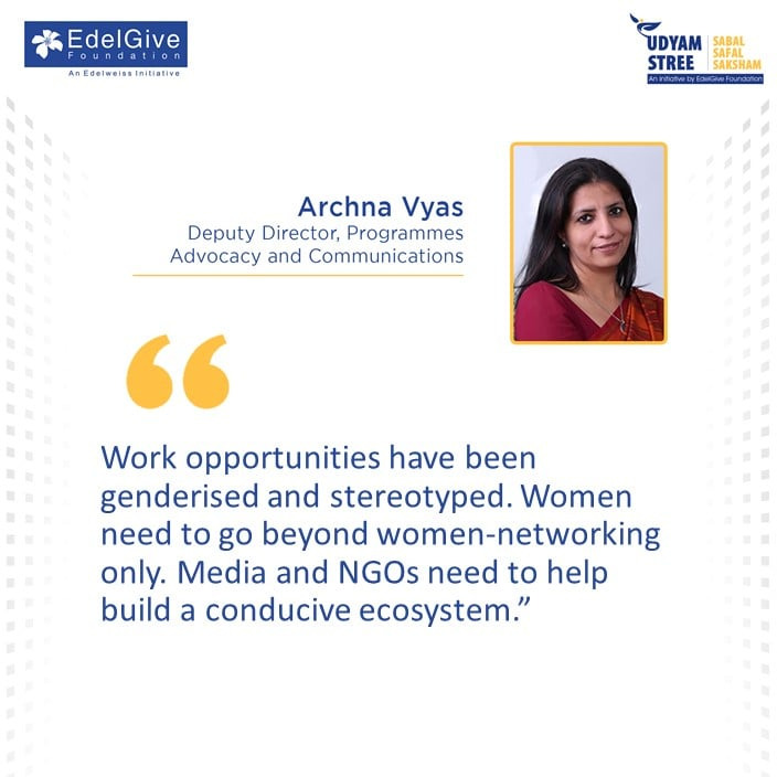 Archna Vyas Deputy Director- Programmes Advocacy and Communications